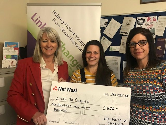 County Lines event raises £650 for local charity, Link to Change