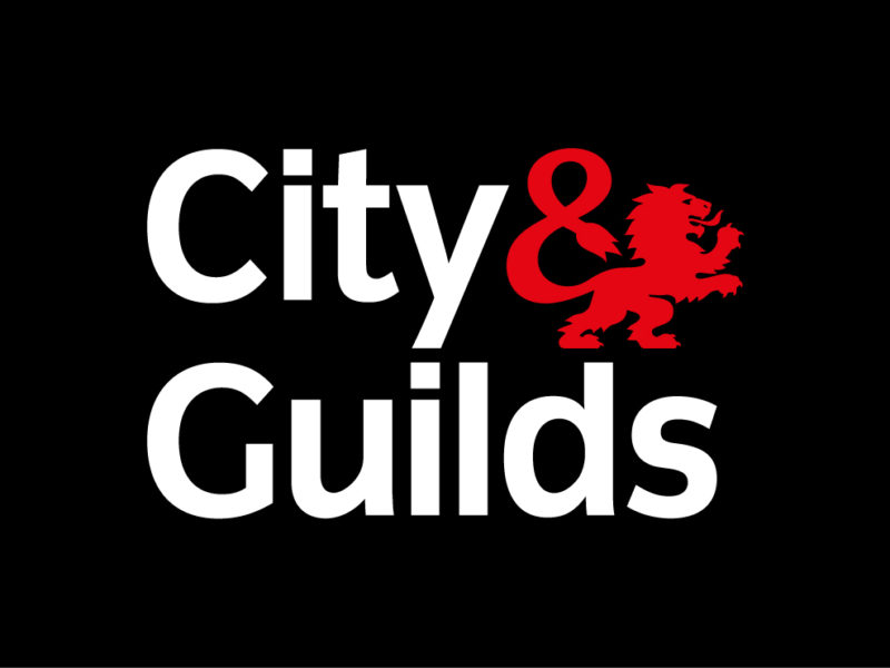 City & Guilds stamp of approval