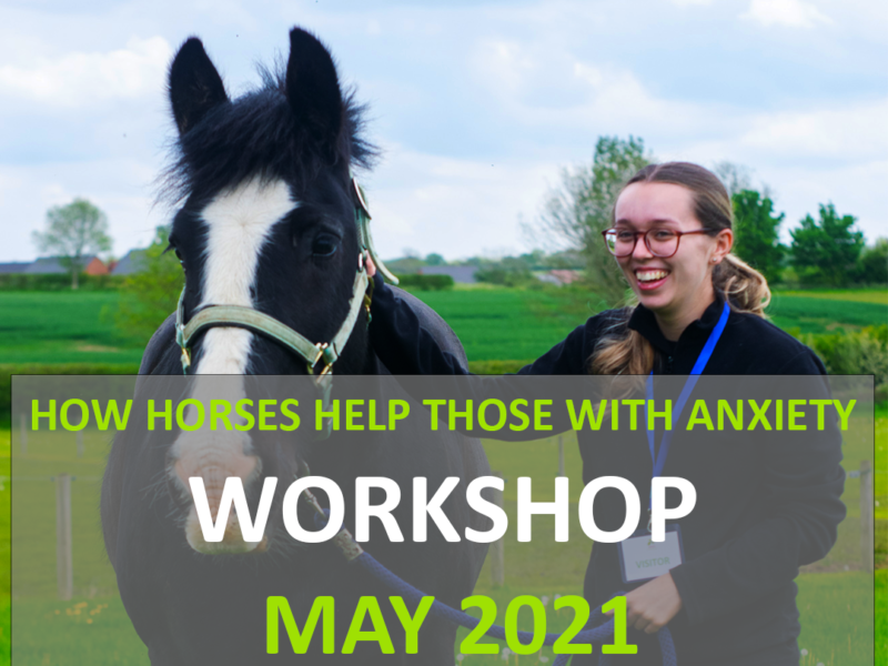 May 2021 Anxiety Workshop