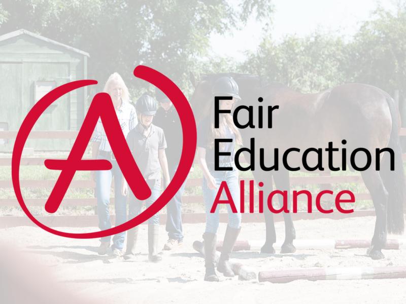 Membership of the Fair Education Alliance